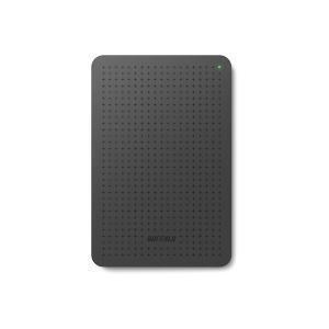 バッファロー ポータブルHDD HD-PCF1.0U3-BBC ブラック HDD:1TB