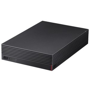 バッファロー 2TB HDD HD-EDS2U3-BC ブラック HDD:2TB