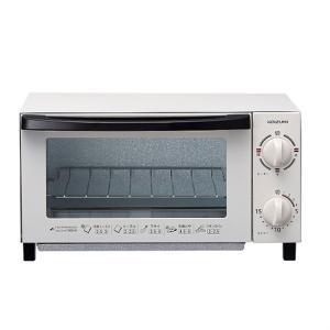 小泉 オーブントースター KOS-1025/W ホワイト|ksdenki
