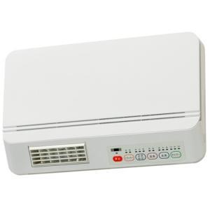 山善 脱衣所温風ヒーター(壁掛式) DFX-RJ12(W) ホワイト|ケーズデンキ PayPayモール店