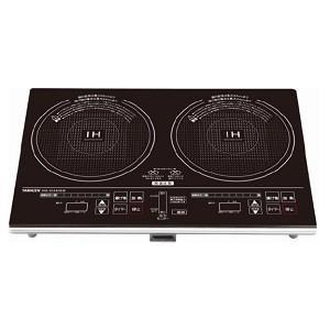 山善 2口IH調理器 IHW-S1460G(B)|ksdenki