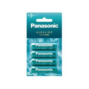 パナソニック 単3電池(ブリスター) LR6LJG/4B アクアグリーン