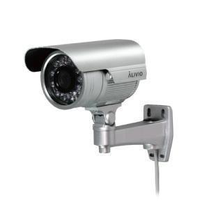 (アウトレット) コロナ電業 赤外線投光器内蔵屋外用バリフォ−カルカラーCCDカメラ VK-P600X|ksdenki