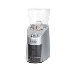 デロンギ コーン式コーヒーグラインダー KG366J シルバー