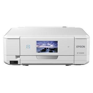 エプソン インクジェットA4カラー複合機 EP-808AW ホワイト