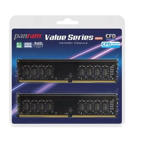 CFD販売 DDR4 PC4−21333 8GB×2枚 W4U2666PS-8GC19