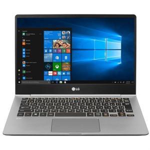 LG 13.3インチノートパソコン 13Z980-NA77J ダークシルバー ksdenki