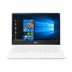 LG 13.3インチノートパソコン gram 13Z980-GR55J ホワイト ksdenki