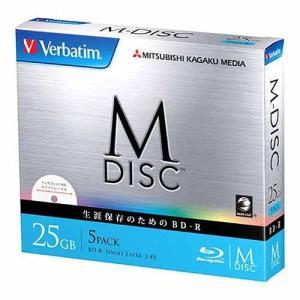 三菱化学メディア M−DISC(Blu−ray) 5P VBR130YMDP5V1|ksdenki
