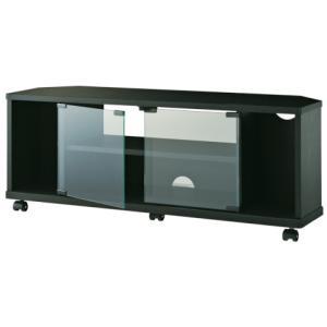 ハヤミ工産 薄型TVスタンド TV-LP1000 ブラック ksdenki