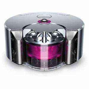 (長期無料保証)  (アウトレット) DYSON ロボット掃除機 dyson 360 Eye(国内正規品) RB01 NF ニッケル/フューシャ|ksdenki