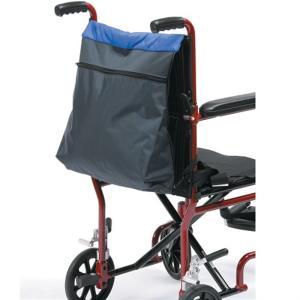 ドライブメディカル 車椅子用バッグ (バックサポート・背もたれ取付タイプ) 3831 ksdenki