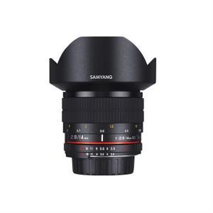 サムヤン 交換用レンズ ニコンFマウント 14mm F2.8 ニコンAE|ksdenki