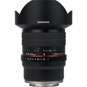 サムヤン 交換用レンズ ソニーEマウント 14mm F2.8 ソニーE|ksdenki