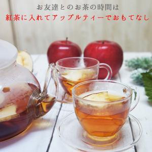 りんごチップス 国産 20g メール便 りんご アップル 林檎 ドライフルーツ  ハロウィン 備蓄 保存食|ksfoods|03