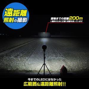 船 サーチライト LED 60w 24v 12v 兼用 広角タイプ 防水 ボートの前照灯 450m照射 ksgarage 02