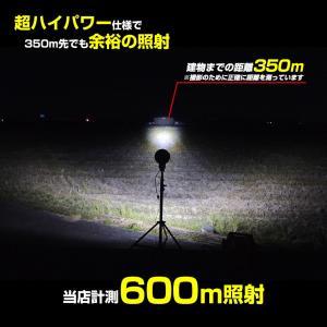 船 サーチライト LED 60w 24v 12v 兼用 スポットタイプ 防水 ボートの前照灯 600m照射|ksgarage|03