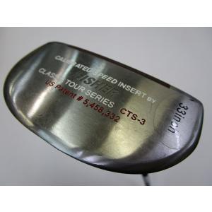 フィッシャーゴルフ/CTS-3 パター/33インチ
