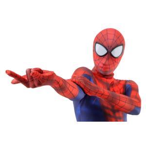 映画「アメイジング・スパイダーマン」より、クラシックスパイダーマンのコスチュームセットです。スーツの...