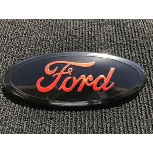 2004 - 2014 フォード F-150 レッドオーバル...