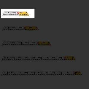 マイゾックス 間隔ロッド 64mm幅 29cm〜40cm IV-40|ksi-webshop