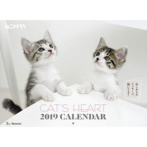 ねこのきもちカレンダー2020