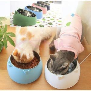 ペット用食器 ペットボウル 犬用 猫用 食器 お水入れ 餌入れ ごはん皿 食べやすい