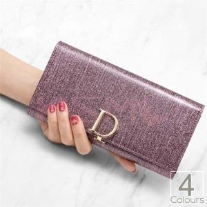 卸売可長財布レディースサイフさいふ大容量財布スマホも収納OK誕生日ギフトプレゼントカード入れ