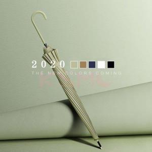 長傘 レディース メンズ 長柄 日傘 雨傘 晴雨兼用 ビッグサイズ UVカット 紫外線対策 ボタン手...