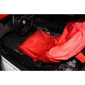 Ferrari純正シートカバー Lサイズ レッド|ksp-attain|03