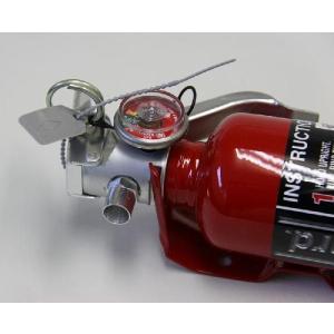 H3R ハロトロンガス消火器(HalGuard) HG100R|ksp-attain|02