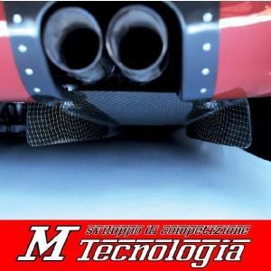 Mテクノロジア F355用リアディフューザー|ksp-attain