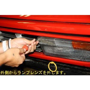 フェラーリ328用 LEDフロントポジションランプ|ksp-attain|05