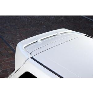 Marquis製 20型ヴェルファイア用 リアルーフスポイラー (FRP製)|ksp-attain