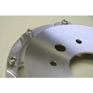 M-Tecnologia フェラーリ360modena&F430専用 ブレーキハウジングマスク (アルマイト無し) ksp-attain 03