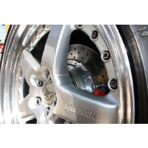M-Tecnologia フェラーリ360modena&F430専用 ブレーキハウジングマスク (アルマイト無し) ksp-attain 04
