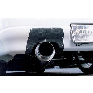 GTバンパーガード GTR BCNR33 ECR33専用 カーボン製|ksp-attain