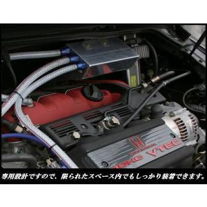 NSX専用設計オイルキャッチタンク|ksp-attain