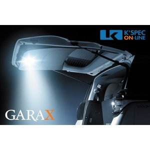 [販売終了]GARAX ハイパワーバックドアLEDランプ【30系アルファード/ヴェルファイア】_[AL3-BDL-B]|kspec