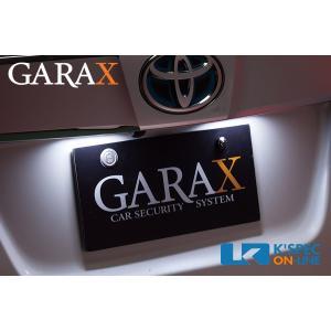 GARAX ハイパワーLEDライセンスバルブユニット 【30系アルファード/ヴェルファイア】_[AL3-NUM]|kspec
