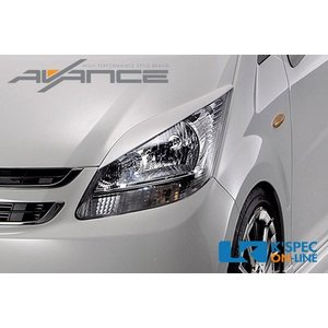 AVANCE アイライン【未塗装】ムーヴ L175系 前期|kspec