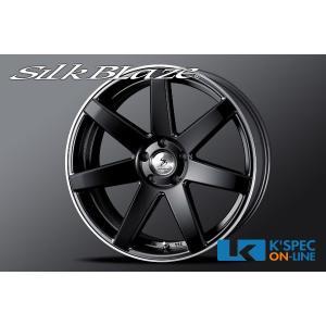 [販売終了]SilkBlaze AVEL GROWTH  20系アルファード/ヴェルファイア専用アルミホイール [20インチ×9.5J] マットブラック/フランジポリッシュ_[AVEL-AW-006R]|kspec