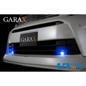 [販売終了]GARAX バンパーボルトデイタイムランニングライト [ブルー] 20系アルファード/ヴェルファイア_[BD-AL2-B]|kspec