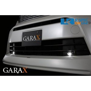 [販売終了]GARAX バンパーボルトデイタイムランニングライト [クリア] 20系アルファード/ヴェルファイア ハイブリッド_[BD-ALH2-W]|kspec