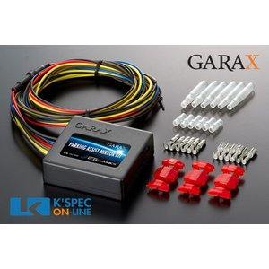 GARAX パーキングアシストミラーキット 20系アルファード/ヴェルファイア/HV_[GU-RIM-AL2]|kspec
