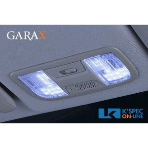 【N BOX/N BOX カスタム】ギャラクス GARAX LEDマップランプ スーパーシャインバージョン|kspec
