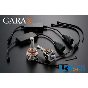 [販売終了]GARAX LEDコンバージョンキット[COVRA] H8/9/11/16規格_[LCC-H9-W]|kspec