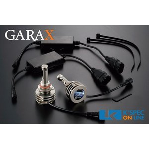 GARAX LEDコンバージョンキット[COVRA] HIR2規格_[LCC-HIR-W]|kspec
