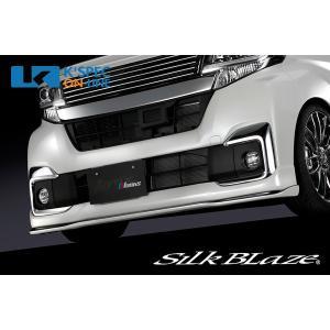 ダイハツ【LA600 タントカスタム 後期】SilkBlaze Lynx フロントリップ Type-S [未塗装]|kspec