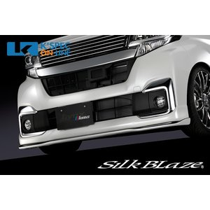 ダイハツ【LA600 タントカスタム 後期】SilkBlaze Lynx フロントリップ Type-S [塗分け塗装]|kspec